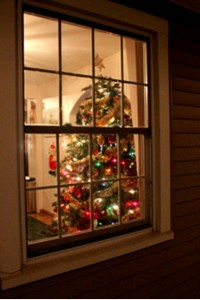 Chrismas-tree-in-window